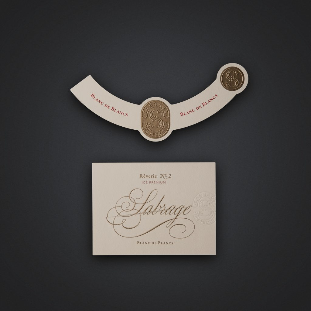 100% recycled content luxury beverage labels for the beer, wine and spirit market.